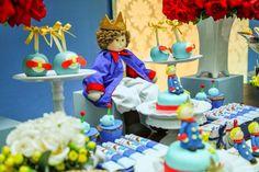 Festa do Pequeno Príncipe. Le Petit Prince Party.