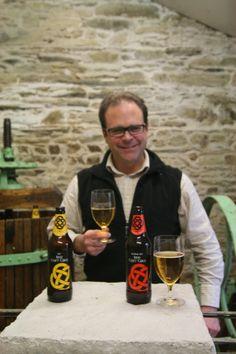 Daniel from Stonewell Irish craft Cider, Co. Cork