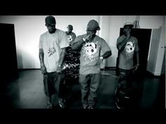 """Haters get stomped with Stevie Stone's brand new performance video for """"Keep My Name Out Your Mouth"""" featuring Kutt Calhoun.    Live and direct from Strange Music HQ, the Kansas City Chief joins Stevie Stone for this hardened street anthem from Rollin' Stone. Assisted by Team Stone, the two emcees dish out some verbal headshots and show why nobody puts on a performance like the Snake and Bat crew.    Keep it peaceful and there won't be any issues."""