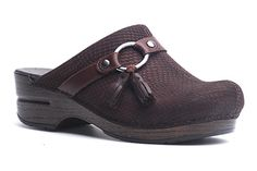 Dansko Shandi Brown Snake