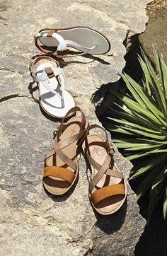 Sandal time!