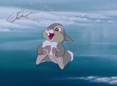 Thumper is, without a doubt, one of the most adorable characters in Disney history.