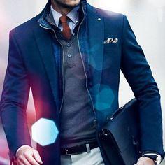 #style #tie #man #estilo #moda #macho  #estilo #homem #moderno http://ift.tt/1wToNZF