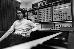 Interview: Bruno Spoerri, Swiss Electronic Pioneer | Red Bull Music Academy Daily