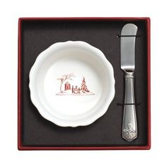 Pretty & practical, our Country Estate dip set makes a wonderful hostess gift this holiday!  $55 on juliska.com