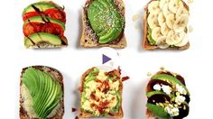 Watch 6 Awesome Ways to Eat Avocado on Toast