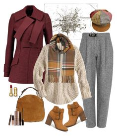 """Dublin Duds"" by lmello on Polyvore featuring Proenza Schouler, Acne Studios, Roberto Cavalli, Steve Madden, Miss Selfridge, UGG and Laura Mercier"