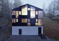 Haus Hohlen, Dornbirn, Austria / Jochen Specht