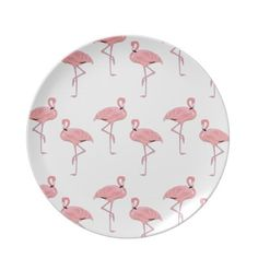 Your favorite pink feathered friends are coming to take over your kitchen decor. Classic flamingo kitsch suits any tropical home.