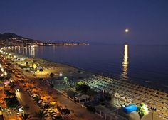 So many beautiful days and nights spent on this beach and promenade. So many memories! Fuengirola, Malaga, Spain