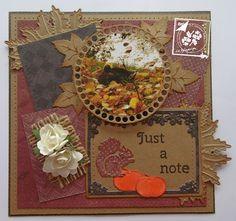 Joy crafts: Autumn