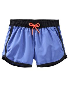 Toddler Girl Active Shorts
