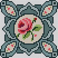 Flower Coaster #6