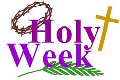 The Catholic Toolbox: Lesson Plan- (Pre K - K): Holy Week