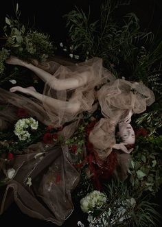 Ophelia on Photography Served
