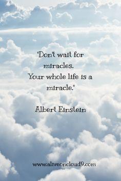 inspirational quote, Albert Einstein
