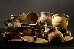 Petits pots de Brescou (XVIe-XVIIe siècle) (© Laurent Uroz, service Communication Ville d'Agde)