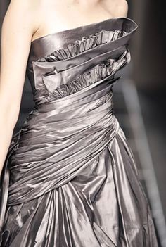 Elie Saab Fall 2008 Couture details
