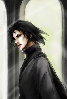 Severus Snape by AckaSorjo on DeviantArt