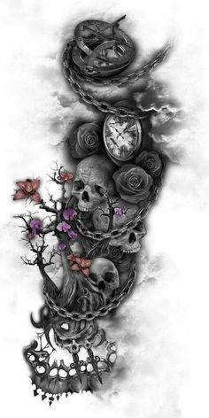 Skulls in Unison