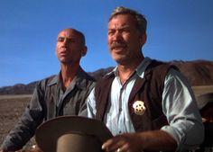 Hank Worden and Ward Bond