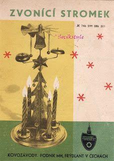 SOCÍK STYLE-Ostalgia: ČESKOSLOVENSKÉ VIANOCE 70 a 80 ROKOV Retro 1, Christmas Knitting, Retro Christmas, Pop Music, Czech Republic, Mind Blown, Inventions, Childhood Memories, Place Card Holders