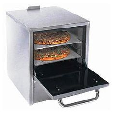 "Comstock-Castle 25,000 BTU Gas Countertop Baking Oven 24""W"