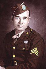 Sgt William J. McClimate Jr, 502nd PIR Company C, KIA 25 Sept 1944