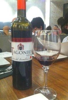 #Vino de la DO. Vinos de Madrid, este roble #Tagonius