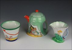Hilda Cowham  Google Image Result for http://www.thepotteries.org/advert_wk/shelley/beach_set.jpg