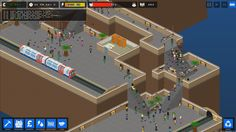 Overcrowd has undergone a substantial rewrite, evolving into a full on multi-level-station-building, staff-training, shift-scheduling management sim with a 24hr day/night cycle on the London Underground. Here's an update.