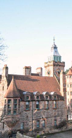 Edinburgh Dean Village (Wil 6101)