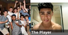 The Player   What Stereotype Boy Would You Fall For?