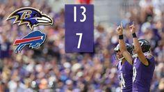 Ravens Beat The Bills In Season Opener  -     jlaur |   September 11, 2016