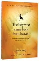 'The Boy Who Came Back From Heaven' Author Says He Didn't Go To Heaven