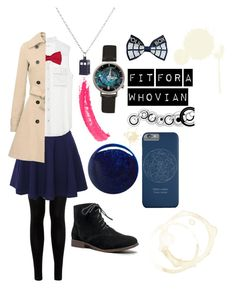 whovian outfit by bethany eaton on polyvore featuring equipment qnigirls miss selfridge