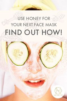 If you're looking for a natural face mask to give your beauty routine something of a nourishing addition, why not try our active, healing honey. Necta Natural Face, Natural Skin Care, Honey Face Mask, Honey Benefits, Best Honey, Alpha Hydroxy Acid, New Skin, Moisturiser, Skin Problems