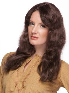 1970 Hairstyles 1970 hair style Brown