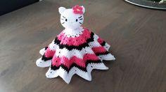 Hello kitty tuttepop gemaakt voor Amy