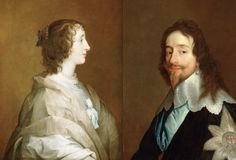 Henrietta Maria and Charles I loved to present masques - great spectacles of dance, music, poetry and drama. Henrietta Maria, Drama, Statue, My Love, England, Fictional Characters, Dance Music, Britain, Queens