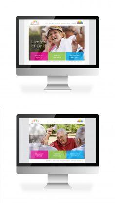 Inala Respite Centre Website Design - Graphic Design Brisbane – Website Design Brisbane | Big Hello Design
