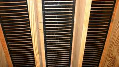 add radiant heat to your home between joists. a great DIY project - you can put a nail through this product!