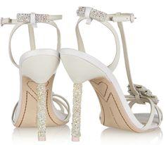 Editor's Picks: Stylish Wedding Shoes,  Sophia Webster