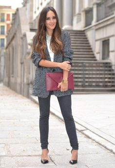 Women Tweed Jackets For Winter 2016