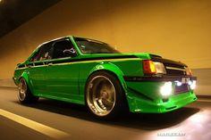 Fresh Green 1982 Mitsubishi Lancer A172