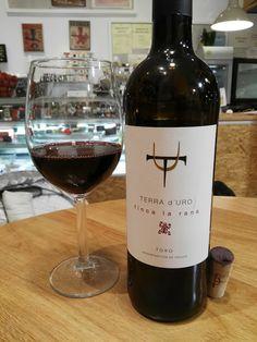 Botella de vino Finca la Rana de Bodegas TerraD'Uro
