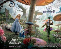 Tim Burton vision of Alice