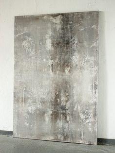 CHRISTIAN HETZEL: blurred grey brown white