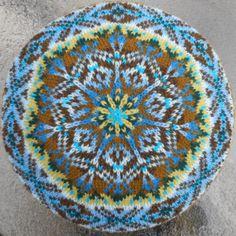 Summer Lake Tam Pattern $6.50  Designer: Janine Bajus