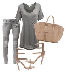 """Untitled #248"" by eaubleue ❤ liked on Polyvore"